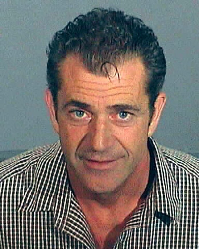 Mel previously anti-Semitic comments when he was arrested for driving while intoxicated
