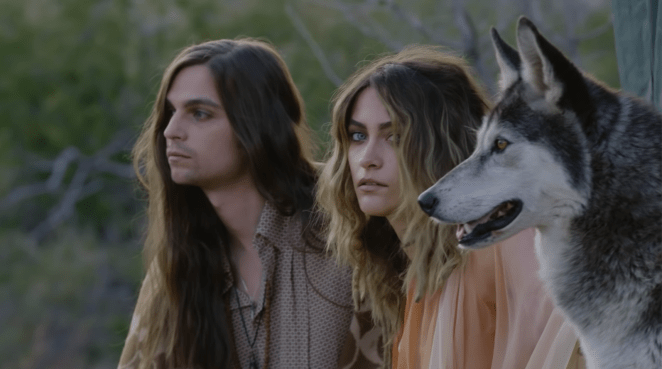 It will follow Paris and her boyfriend - and Soundflowers bandmate - Gabriel Glenn on tour around the US