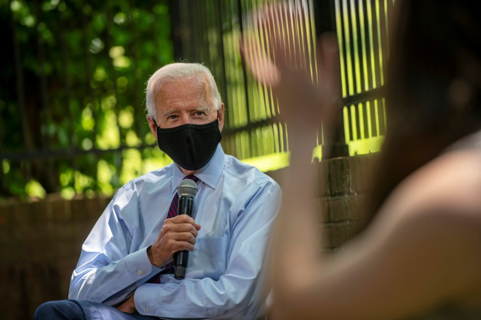 Biden said 120 million people had died from COVID