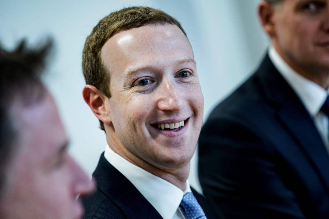 Facebook's profit has increased by 98 percent