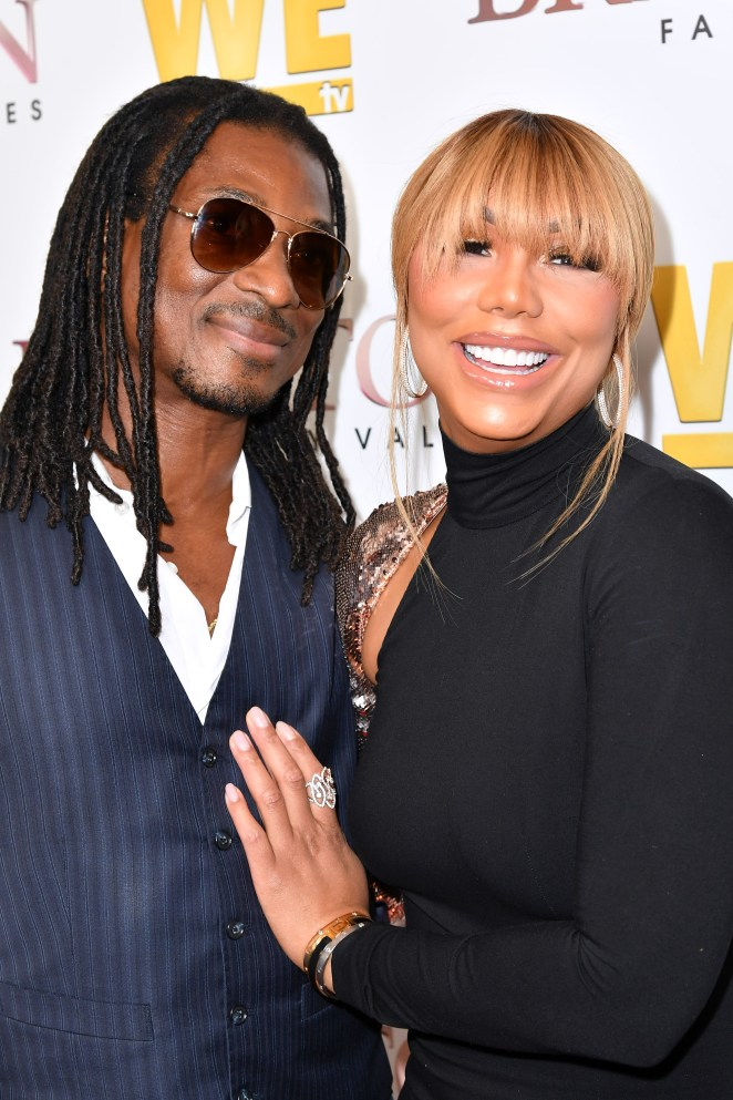 David Adefesco called 911 after he found Tamar unconscious