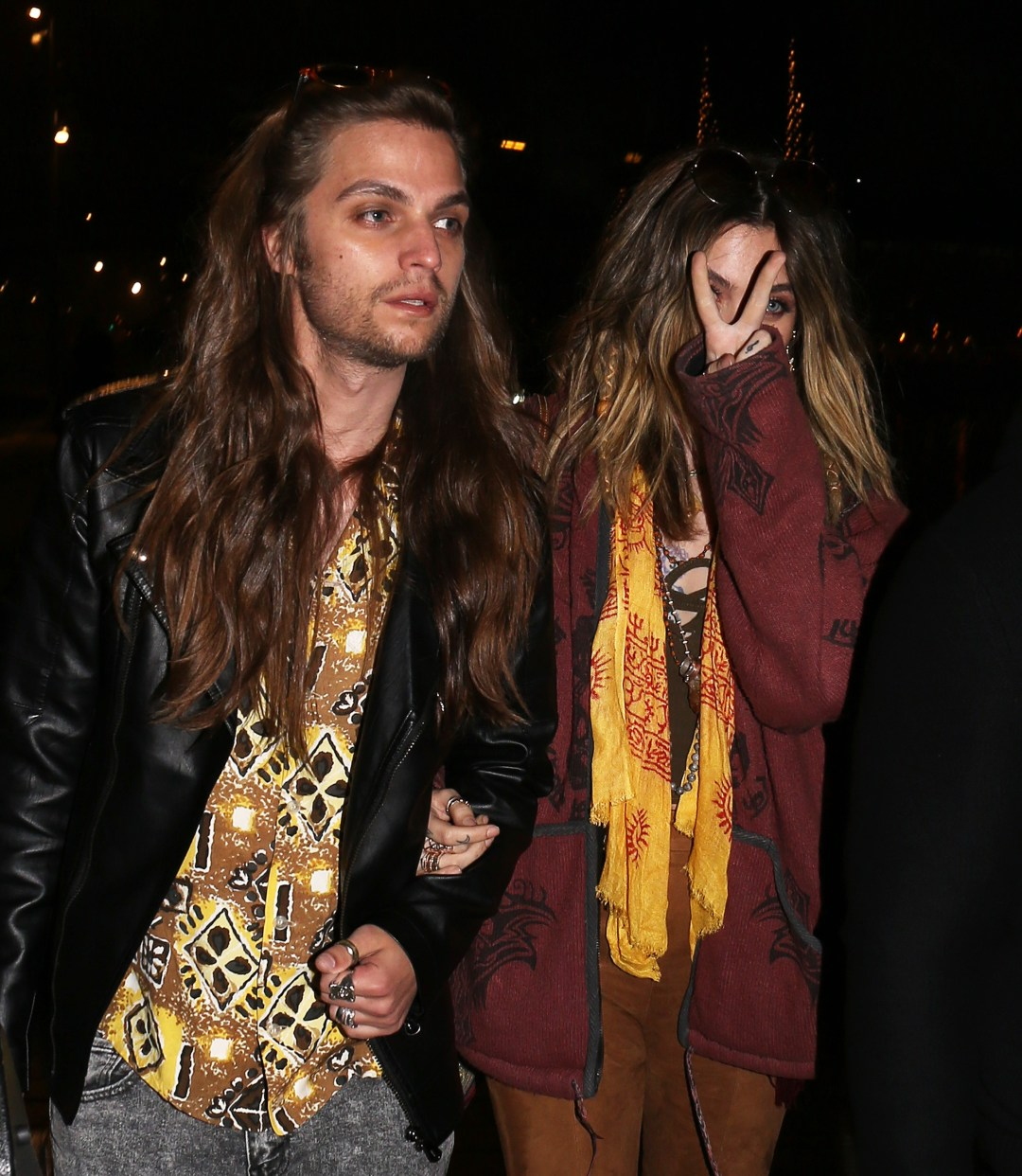 They hinted at their relationship problems in the Facebook Watch seriesUnfiltered: Paris Jackson and Gabriel Glenn
