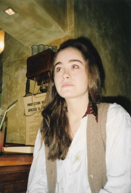 Samantha around the age she was allegedly sexually assaulted
