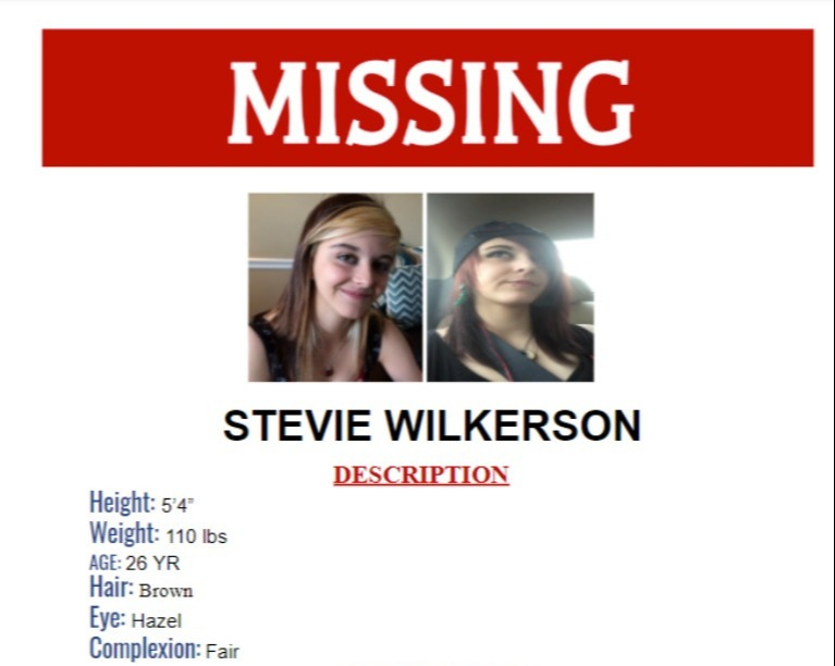Stevie Wilkerson was last seen alive on August 9.
