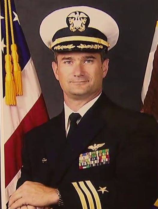 Commander David Fravor said the aircraft jamming the radar was 'an act of war'