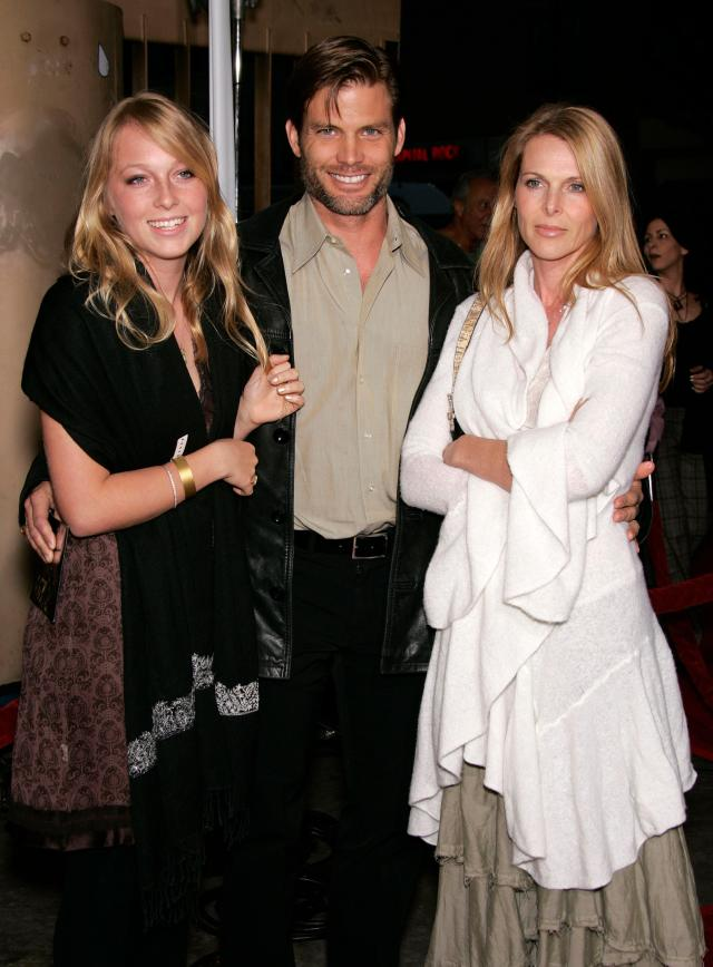 India is the daughter of Catherine Oxenberg