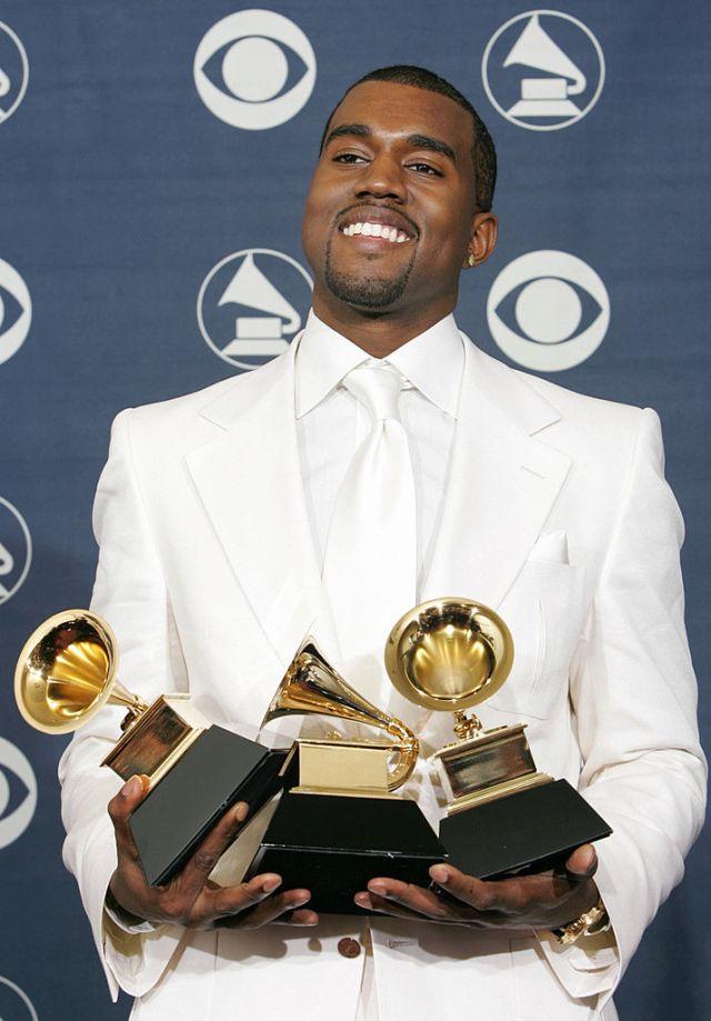 The multi-Grammy winning artist slammed his past achievements on Wednesday