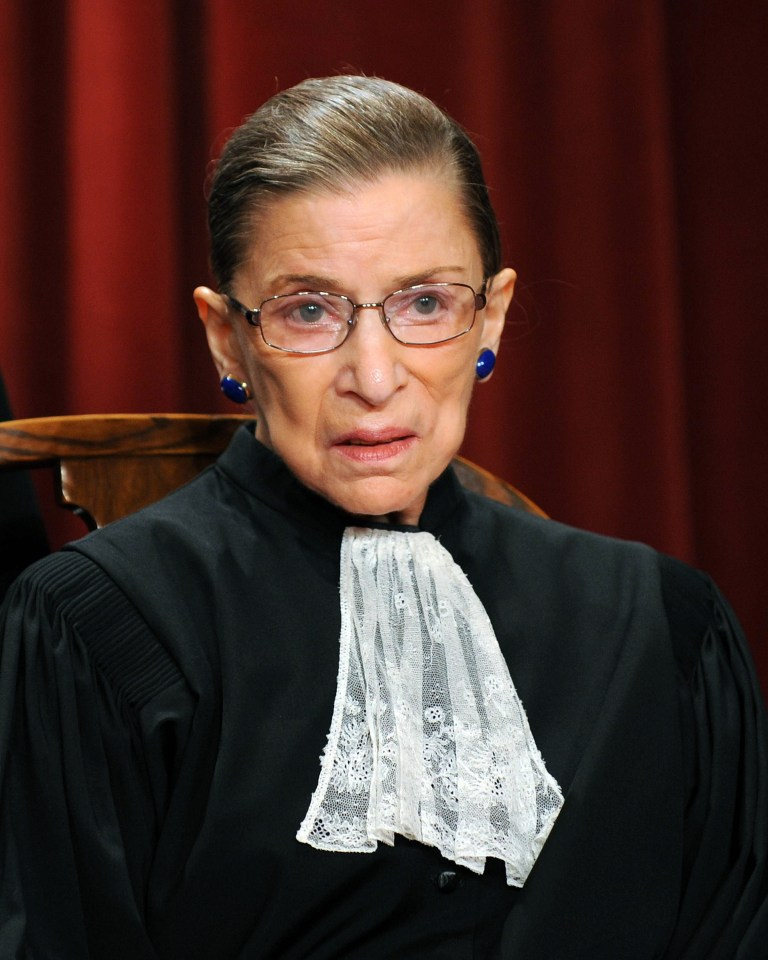 Associate Justice of the Supreme Court Ruth Bader Ginsburg died on Friday leaving her highly contentious seat open
