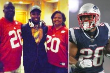 Father of Patriots Running Back James White Dies in Miami Car Crash