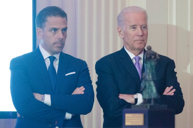 In one email from the hard drive, Hunter Biden allegedly said that a proposed deal with China's biggest private energy company would be 'interesting for me and my family'