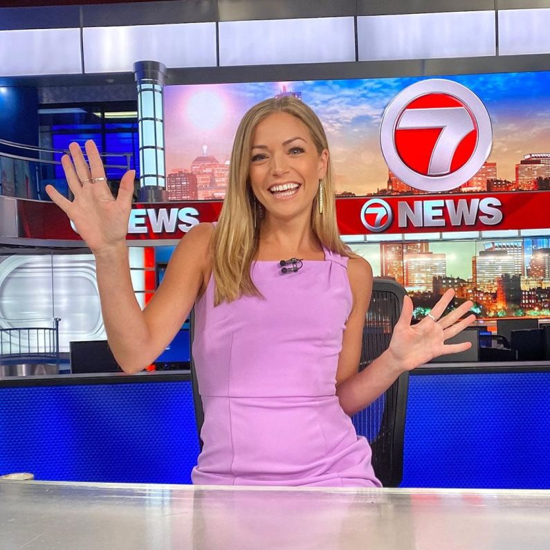 News anchor Alaina Pinto fired for her cameo role as Harley Quinn in Adam  Sandler movie Hubie Halloween