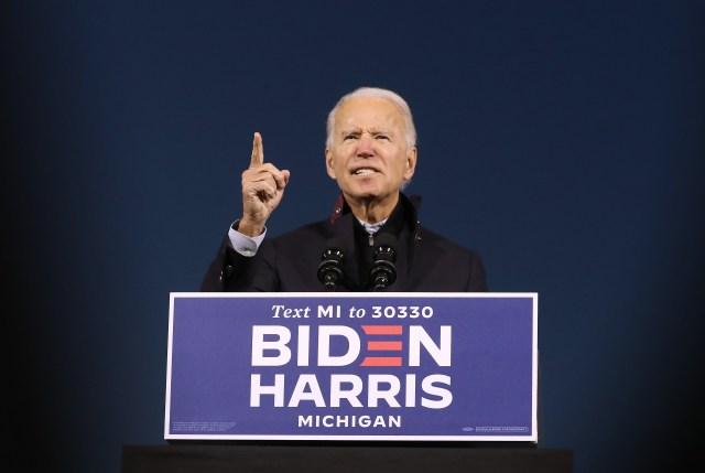 Joe Biden is 'evil' and someone who will weaken America, Voight claimed