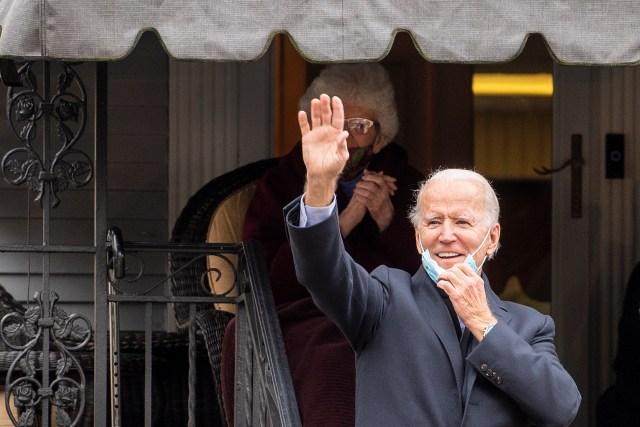 Biden will be the 46th president