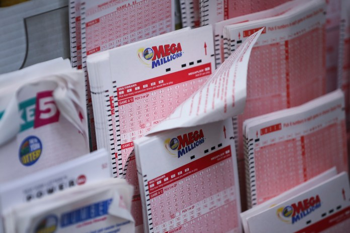 The Mega Millions drawing takes place every Tuesday and Friday