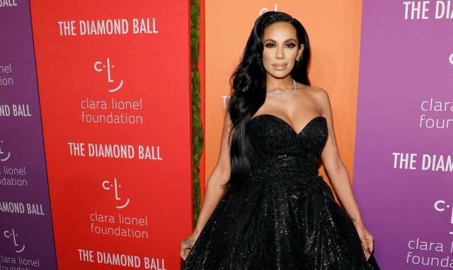 Erica Mena is a model and stars in the VH1 reality show Love & Hip Hop: New York