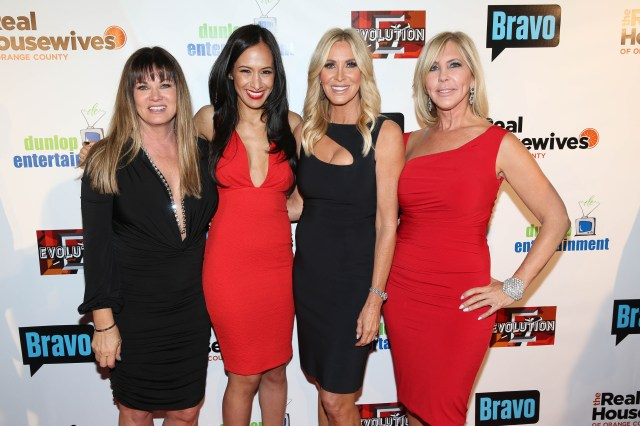 Jeana previously said she was kicked off of the show after Vicki and Tamra betrayed her