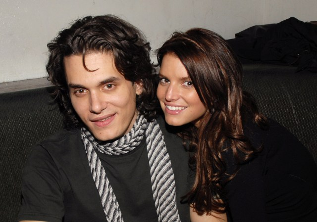 Jessica Simpson was called a 'sexual napalm' by ex John Mayer