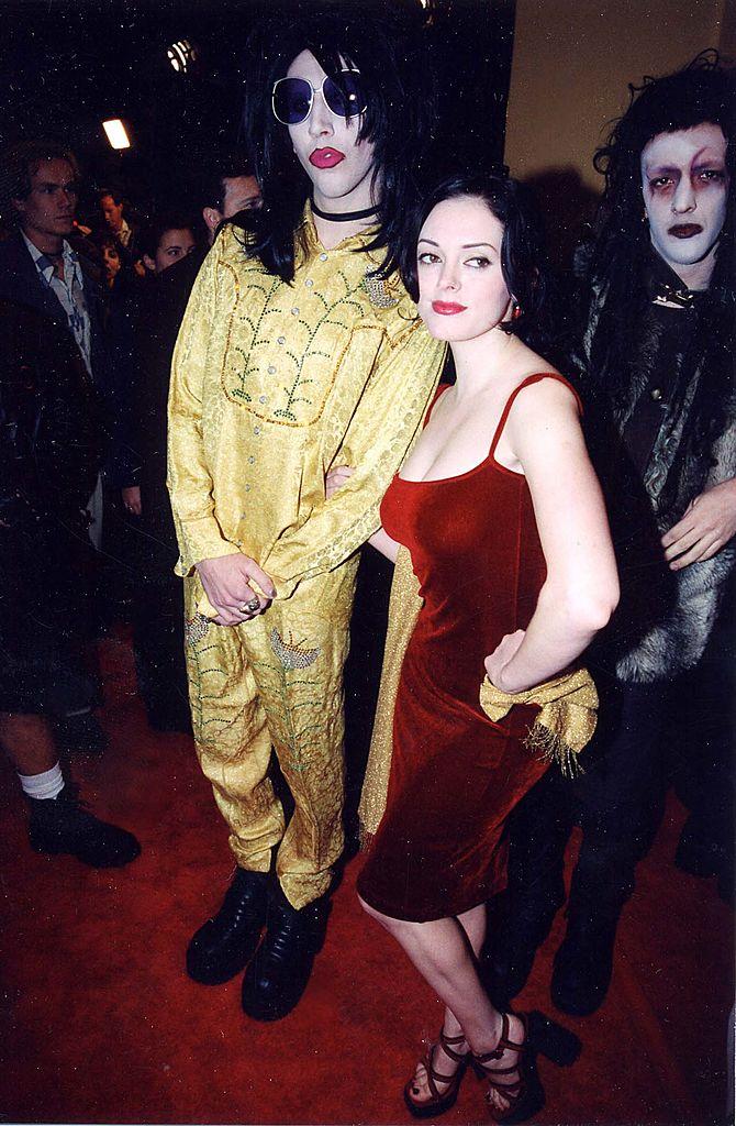 Marilyn Manson girlfriend list - From Evan Rachel Wood to ...