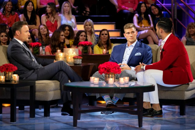 Fans demanded that Chris be fired from the show following the controversy