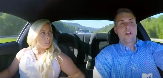 In 2017, Ryan was caught on camera driving under the influence