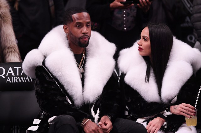 The couple's marriage appears to be reaching it's end after Safaree once again threatened to divorce Mena
