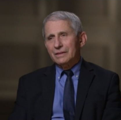 Fauci said he realized the vaccine's importance as New York City was crippled by the pandemic last spring