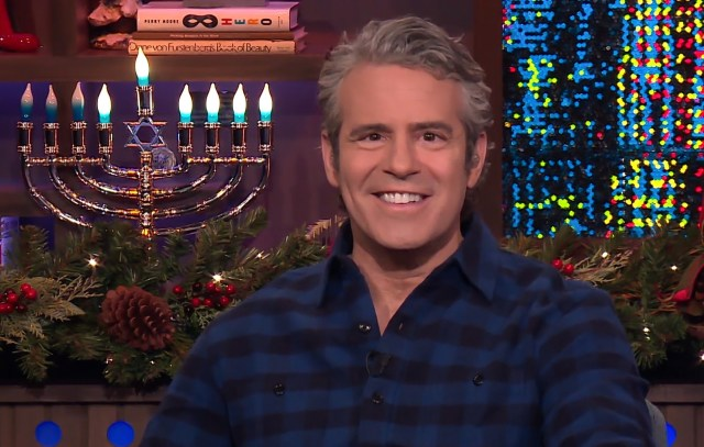 Andy Cohen began his career with ten years at CBS.
