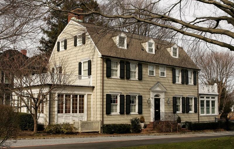 L'horrible lieu de meurtre au 108 Ocean Avenue, l'Amityville Horror House