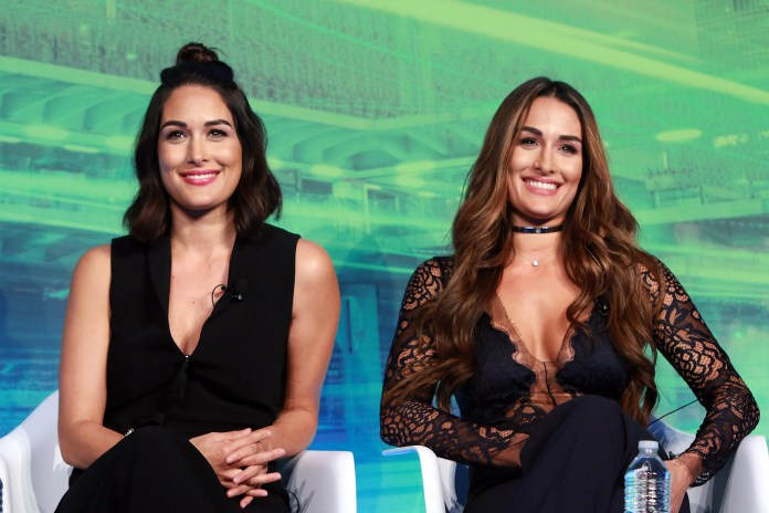 Bella Twins are 2020 WWE Hall of Famers