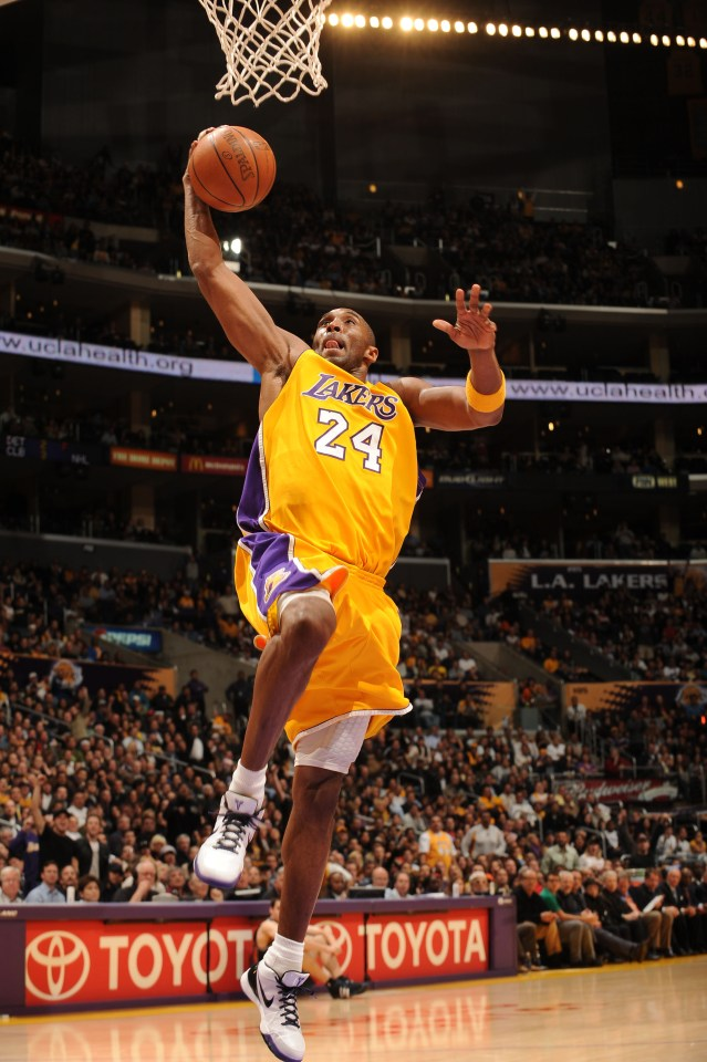 Lakers player Kobe's death shocked the world in 2020