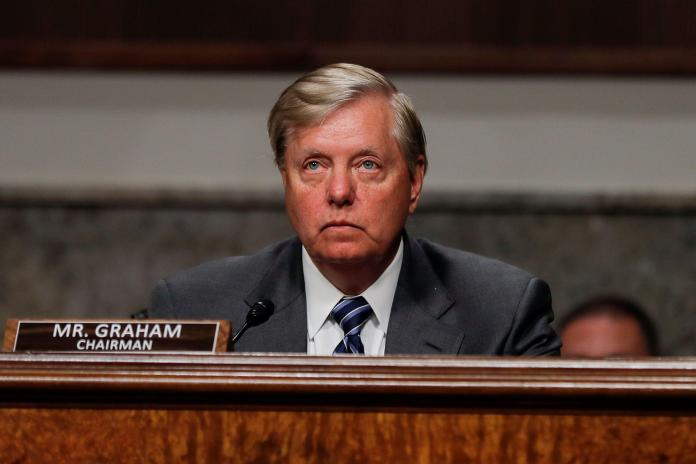 Graham has held the US senate seat of South Carolina since 2003