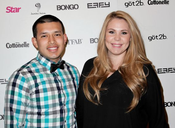 Kailyn with her ex husband Javi
