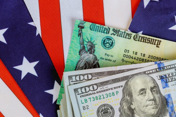 The Social Security Administration has now sent payment information for social security recipients to the IRS, meaning that $1,400 checks should be on their way soon