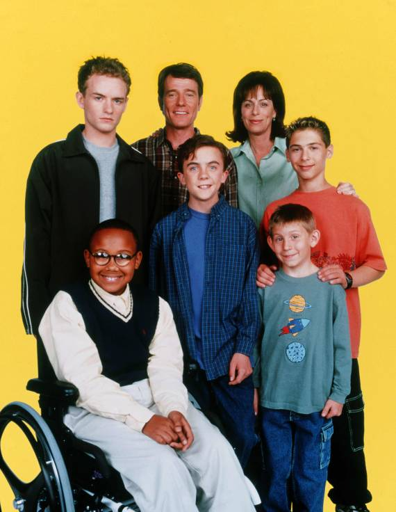 Frankie shot to fame on the Emmy nominated sitcom Malcolm In The Middle