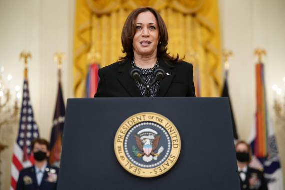 VP Kamala Harris will lead the charge to address the border crisis