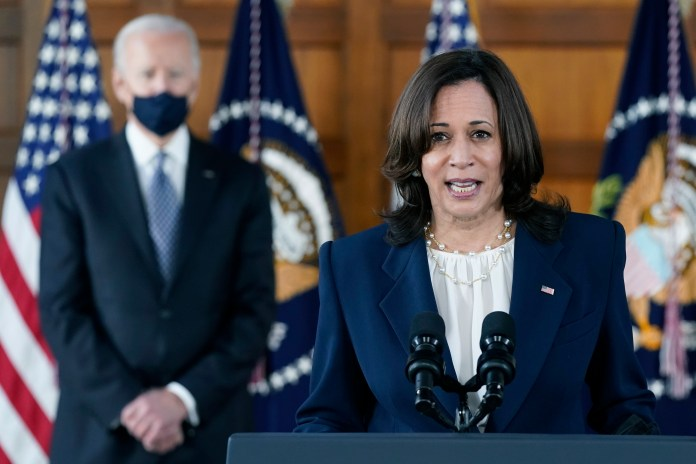 Kamala Harris is reportedly growing frustrated as she lives out of a suitcase