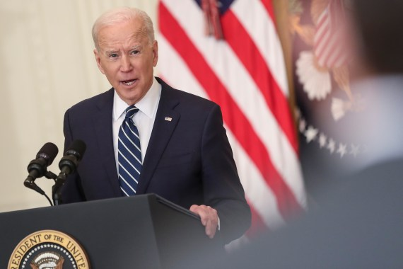 While Biden was slammed for sometimes flubbing his words, he's been open in the past about suffering from a stutter