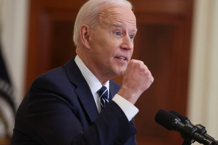 The 21 Senators have called on Joe Biden to include monthly payments until the pandemic is over, in the recovery plan