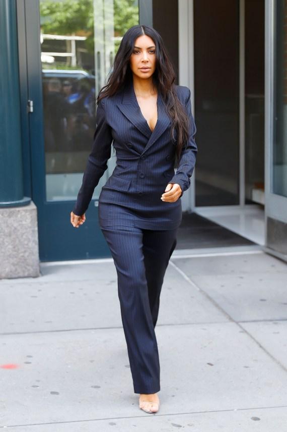 Kim Kardashian is studying to become a lawyer