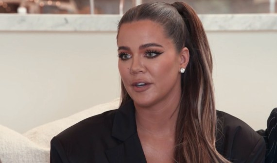 Khloe shared that KUWTK was a 'Lindsay Lohan replacement'