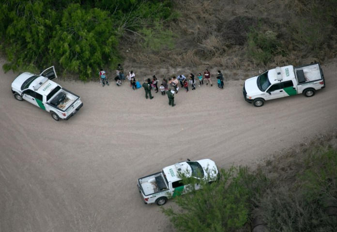 For weeks, Republicans have been criticizing the White House's handling of immigration issues, compounded by a surge of arrivals at the US-Mexico border in quantities not seen in over two decades