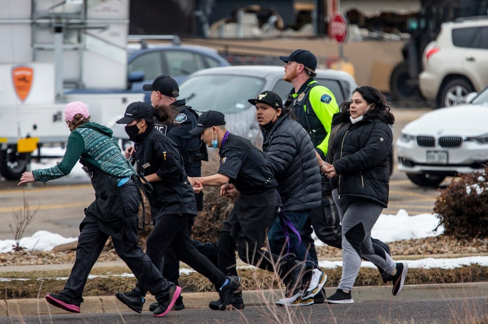 A mass shooting at a Boulder supermarket in March left 10 people dead