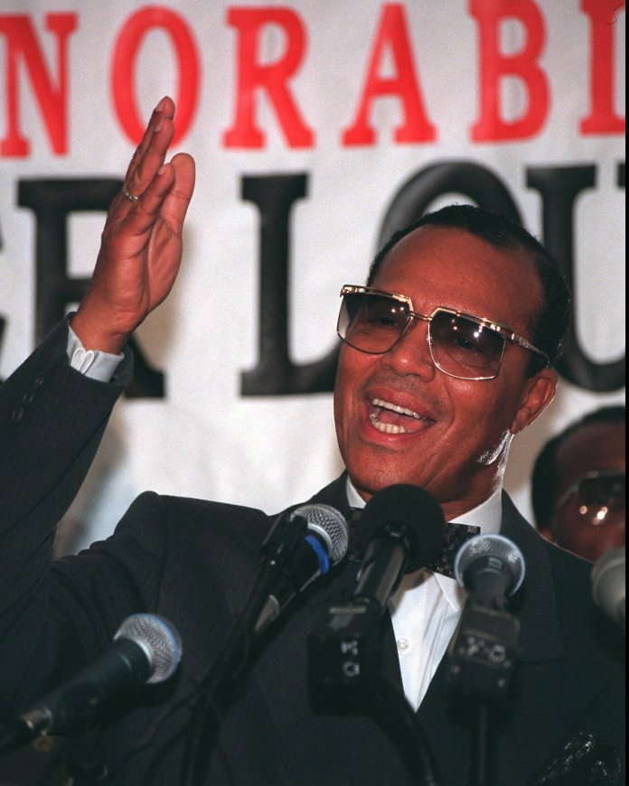 Louis Farrakhan remains one of the most prominent figures in the Nation of Islam