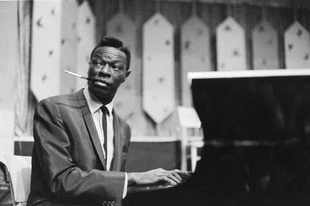 Nat King Cole was one of her many conquests