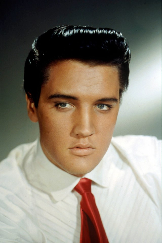 One of her most famous relationships was with Elvis Presley