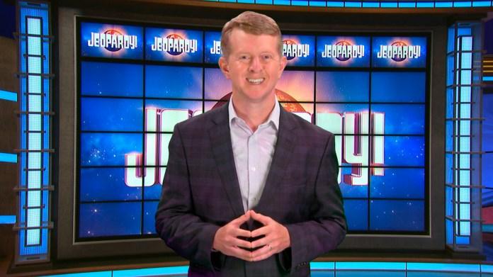 Jeopardy! champion Ken Jennings originally took over the reins