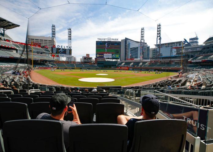 The All-Star Game was set to take place at Truist Park on July 13