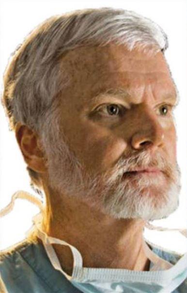 Dr Robert Lesslie was 70 years old