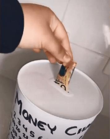 Becky Turocuzi shared her savvy money saving hack on TikTok