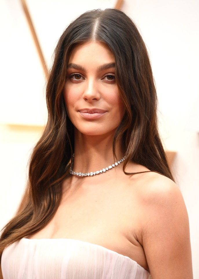 Leonardo is said to be dating 23-year-old actress Camila Morrone
